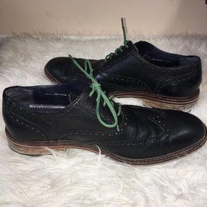 Men's Cole Haan wingtip dress shoes sz 13